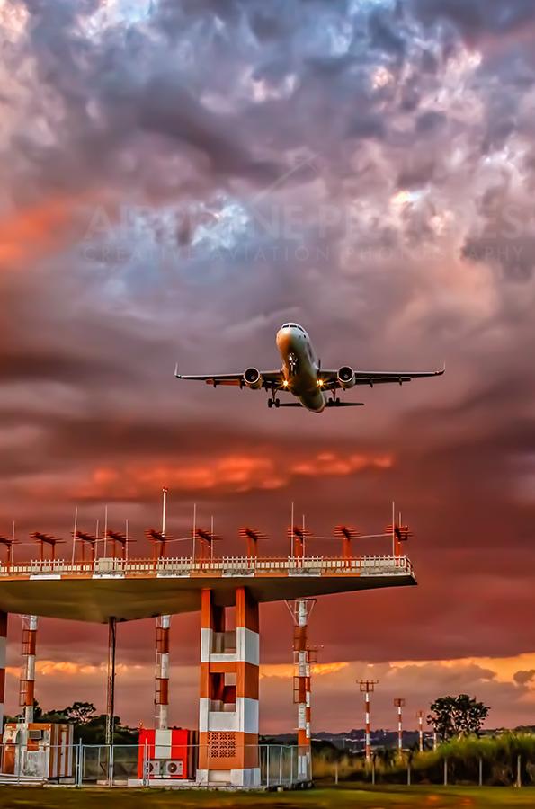 Avianca Brasil A320 Aviation airplane, Plane photography