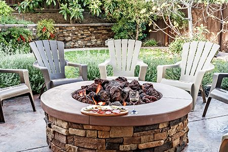 How to Build a Fire Pit | DIY: True Value Projects ☺ - ☝If ...