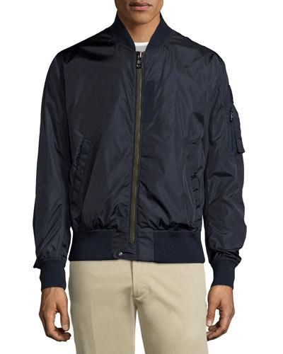 bomber jacket moncler