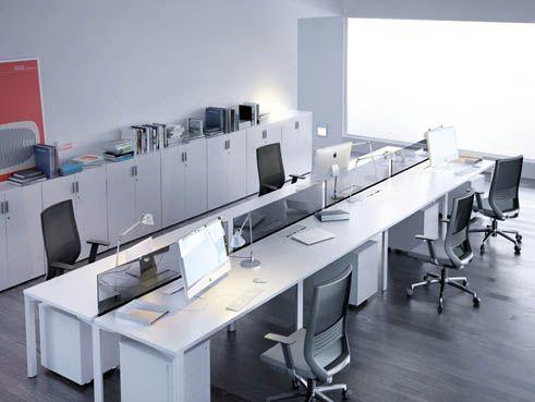 Mesa de oficina logos office oficinas oficinas de for Distribucion de oficinas modernas