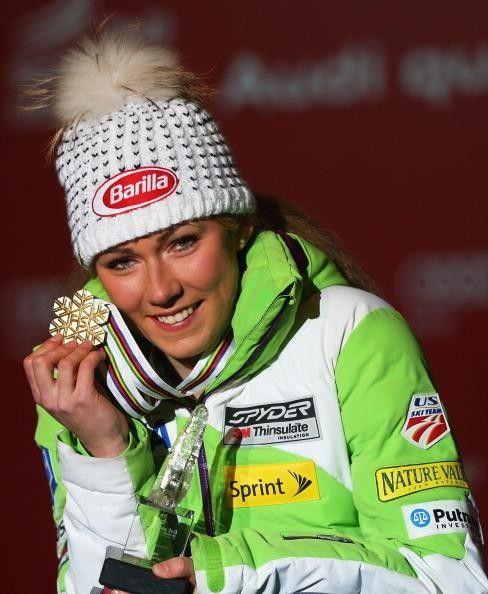 20 Hot photos of USA Olympic skier and gold medal hopeful Mikaela Shiffrin