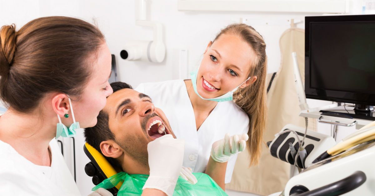 Emergency dental comes handy with restoration filling