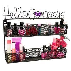 Organiz-her™ Hello Gorgeous Double Wall Shelf $42.29
