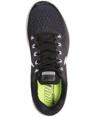 wholesale dealer 8e68f e2682 Nike Women s Air Zoom Pegasus 34 Running Sneakers from Finish Line - Black  7.5