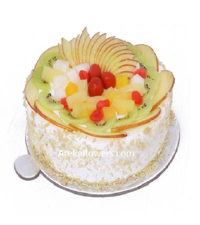 Personalizable Fruit Cake Fruit cakes Fresh fruit cake and Fresh