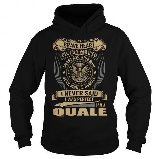 QUALE Last Name, Surname T-Shirt - #grey tee #statement tee. QUALE Last Name, Surname T-Shirt, christmas sweater,white sweater. GUARANTEE =>...