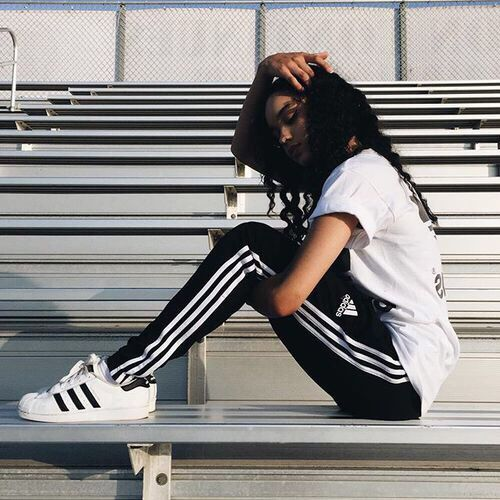 adidas clothes and shoes