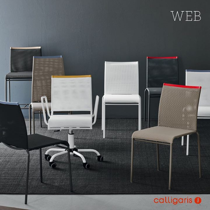 CALLIGARIS: Designed By Dondoli And Pocci, This Creative And Mediterranean  Chair Features At .