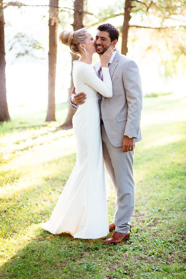 Nice Our Favourite Long Sleeve Wedding Dresses See them all on onefabday