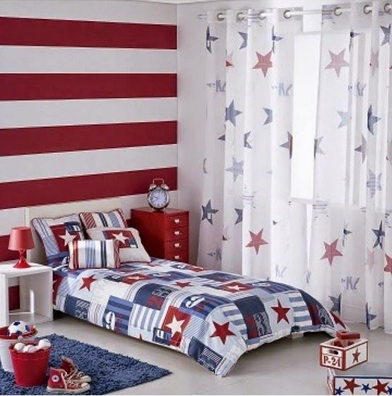 cortinas habitacion juvenil