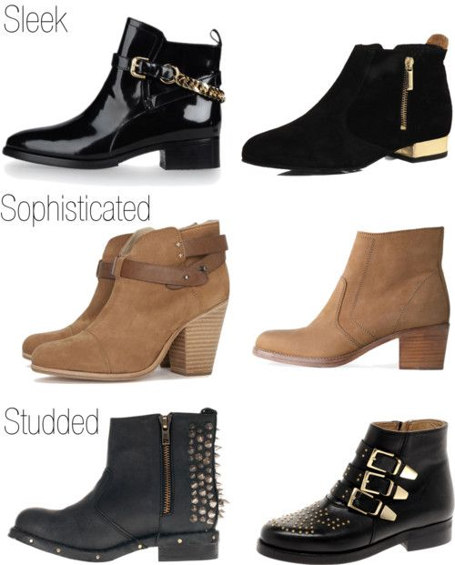 Fall Ankle Boots - Yu Boots