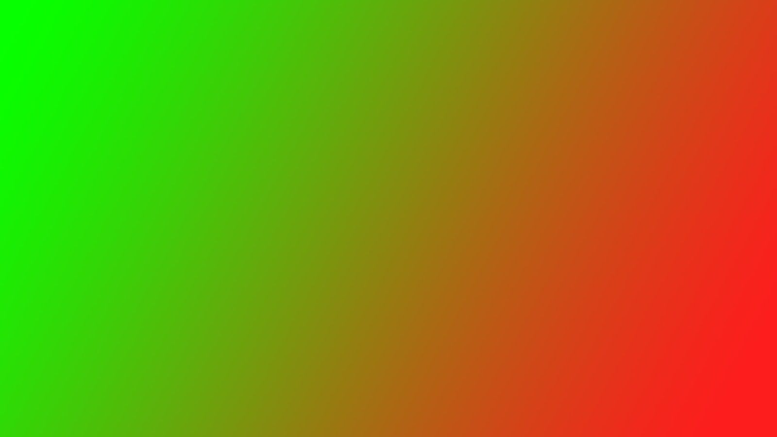 Gradient Image Red Green Fd1d1d 06ff00 Green Wallpaper Colorful Wallpaper Free Background Images