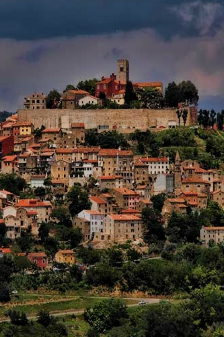 Croatia Travel Blog: We handpicked the absolute-must-do things to do in Croatia - like visit hilltop towns in Istria
