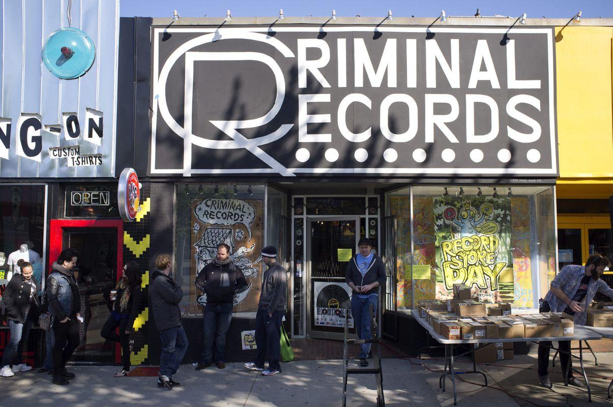 photos record store day criminal records in atlanta ga pinterest criminal record book. Black Bedroom Furniture Sets. Home Design Ideas