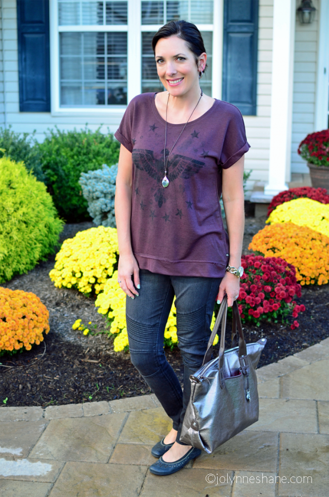 Fashion Over 40 | Daily Mom Style 10.08.14