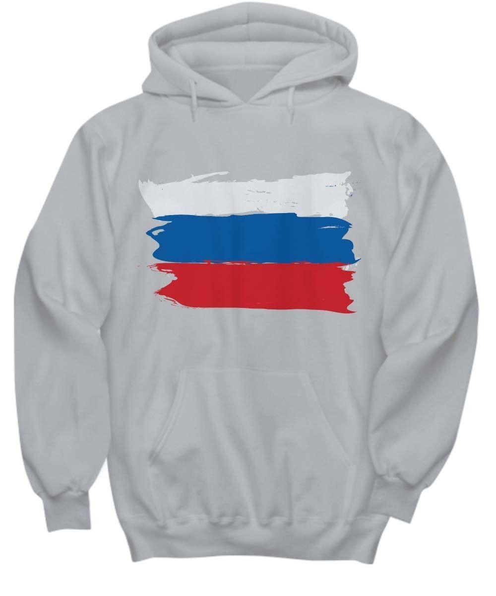 """""""Russian Flag"""" Premium Hoodie"""