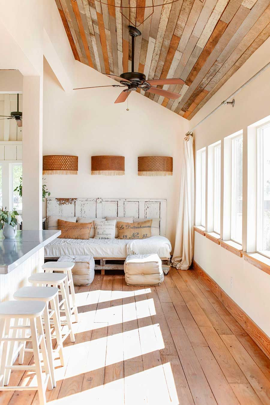 Una Moderna Casa Vintage Con Imagenes Interiores De Casa