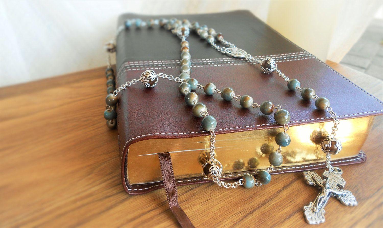 The Saint Paul Rosary by DULCIUSdesign on Etsy