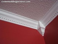 Tips On Installing Crown Molding Popcorn Ceilings Ehow