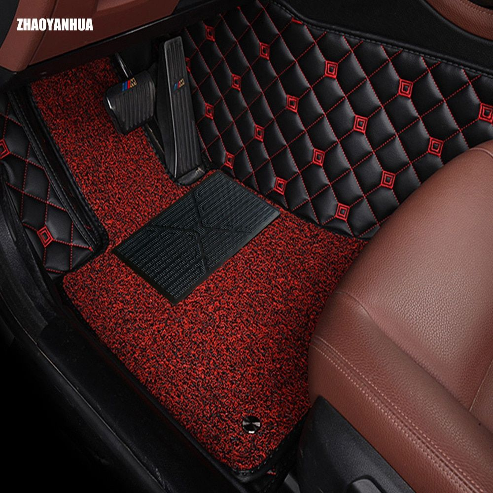 "ZHAOYANHUA ""Custom fit car floor mats for Hyundai ix35"