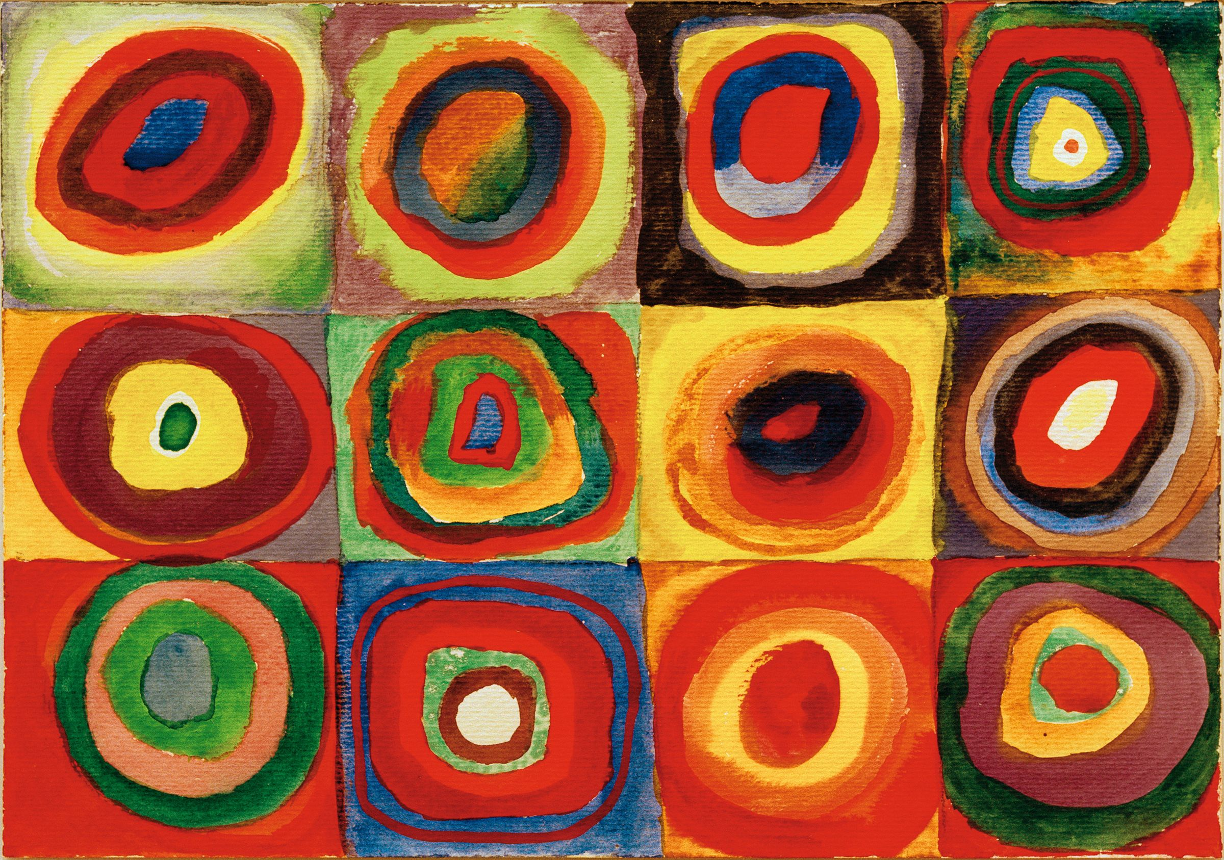 Wassily kandinsky was a russian painter and art theorist and is well known for his work in the abstract art and expressionism movements