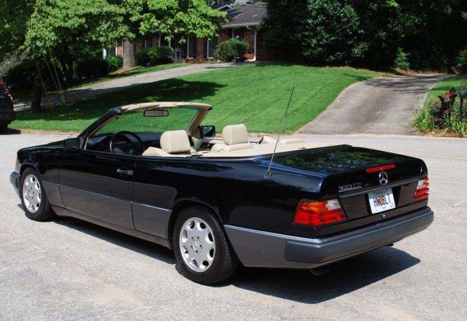 1993 Mercedes Benz 300ce Cabriolet W124 Cabrio Cabrio