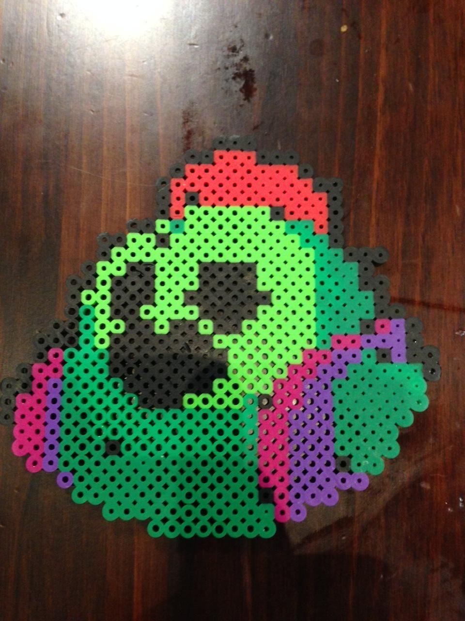 Hama Beads Brawl Stars Google 검색 Strijkparels Patronen Strijkparels Strijkkralen