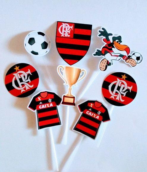 Pin Em Festa Flamengo