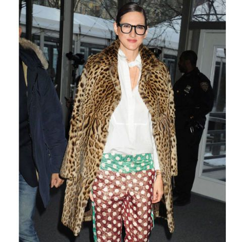 MY LIST: JENNA LYONS - 300 pairs of shoes, 3 minutes to get dressed, 14 pints of ice cream in the freezer... The J. Crew creative director's life by the numbers.
