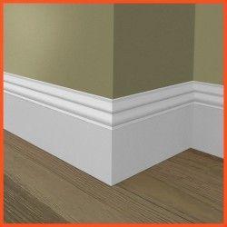 Edwardian Skirting Boards Traditional Interior Mdf Skirting Rodapie Puertas