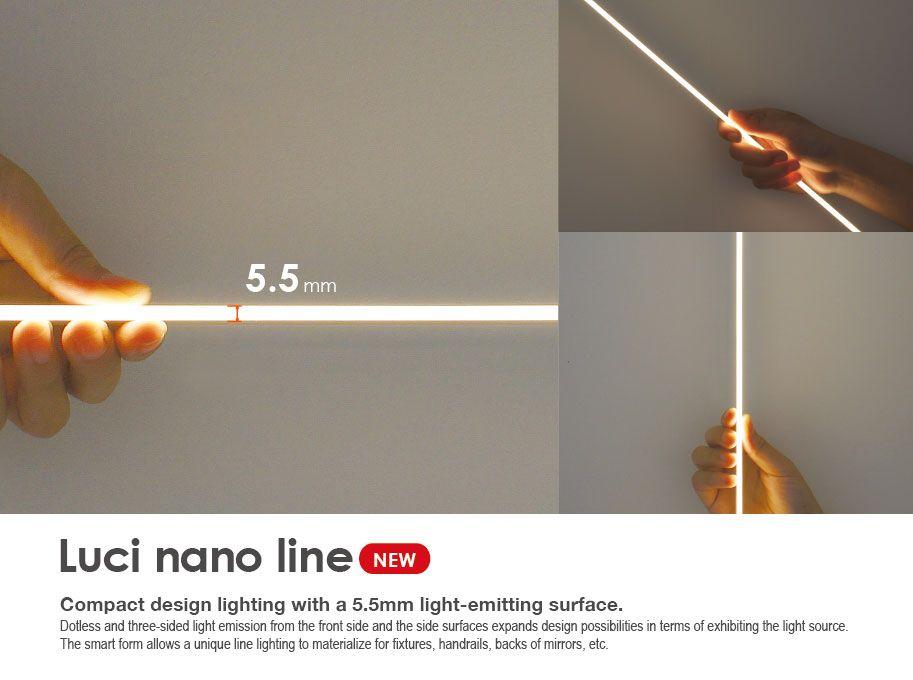 Luci nano line | Residential Lighting | Residential lighting ...
