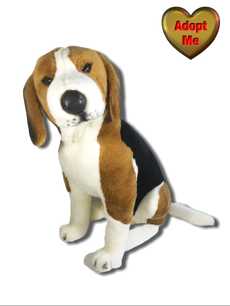 Details About E J Classic 20in Lifelike Realistic Beagle Hound