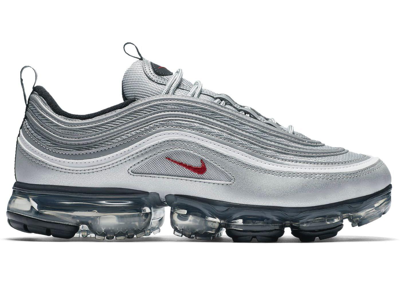 Nike VaporMax 97 Silver Bullet | Nike, Sneakers nike, Nike