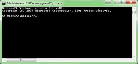 Les commandes Windows à connaître