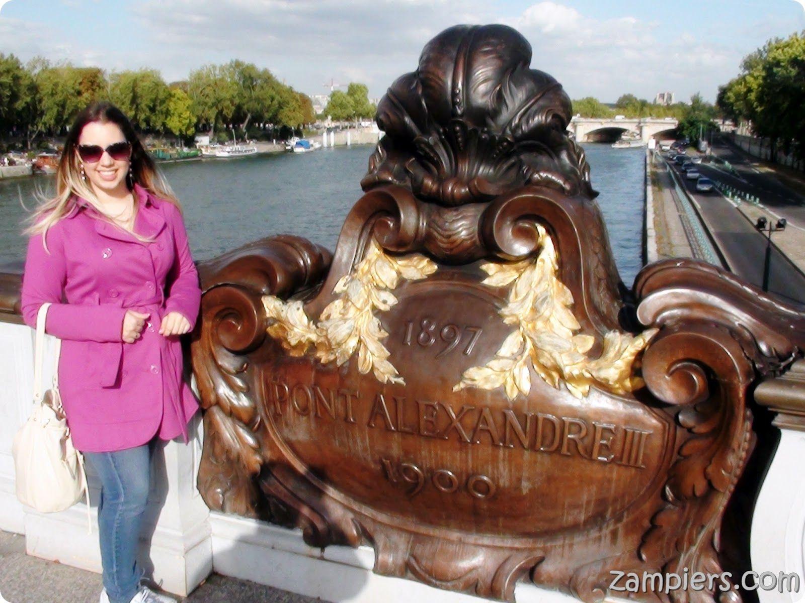 Let me guess Pont Alexandre III, Paris