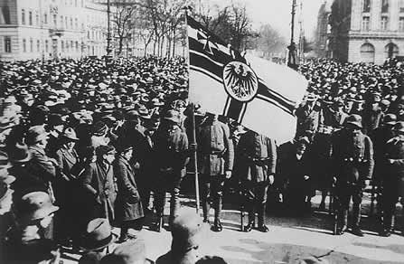 the flaws of the weimar republic Democracy is a fragile flower, as we learn again and again among the many failed democracies of the past century, few held more promise than germany's weimar republic, and none collapsed into.