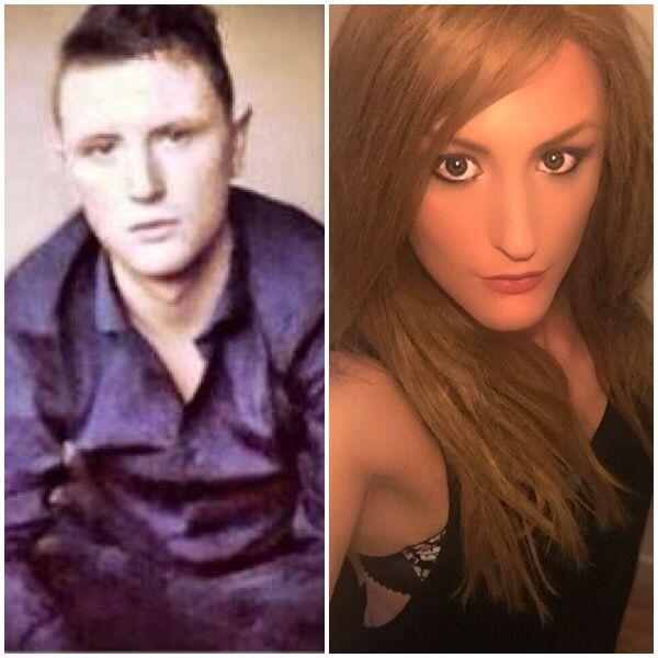 Mtf transsexual transistion photos