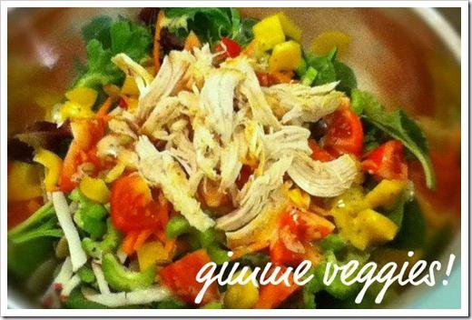 Budget Salad