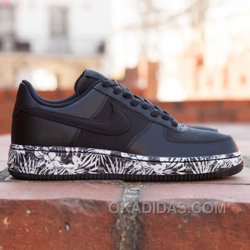 new arrival 2500e 62188 Buy 2016 Nike Air Force 1 black print flower sneaker women men from  Reliable 2016 Nike Air Force 1 black print flower sneaker women men  suppliers.