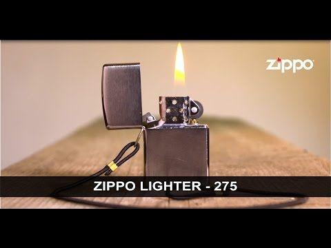 Zippo Lighter 275 Zippo Lighter Zippo Lighter