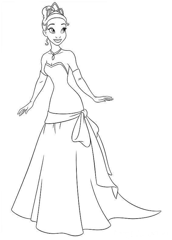 Dibujos De Princesas Disney Para Colorear Gratis Princesas Para Colorear Princesas Disney Dibujos Pinturas Disney