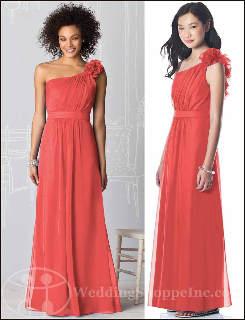 After six bridesmaids style 6611 shown in firecrackerter after six bridesmaids style 6611 shown in firecrackerter six bridesmaid dresses a dessy bridesmaid dress collection ombrellifo Choice Image