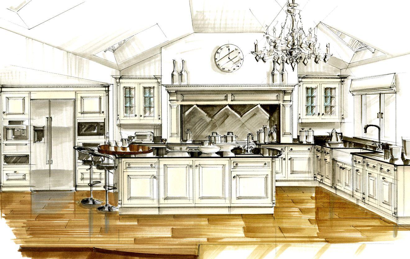 smallbone of devizes custom made kitchen luxury kitchens interior design sketches on kitchen interior luxury id=61506