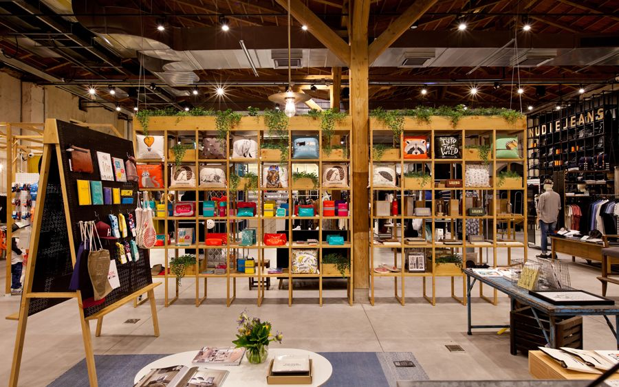 Happy Socks Store by Double Europe, London u2013 UK » Retail Design