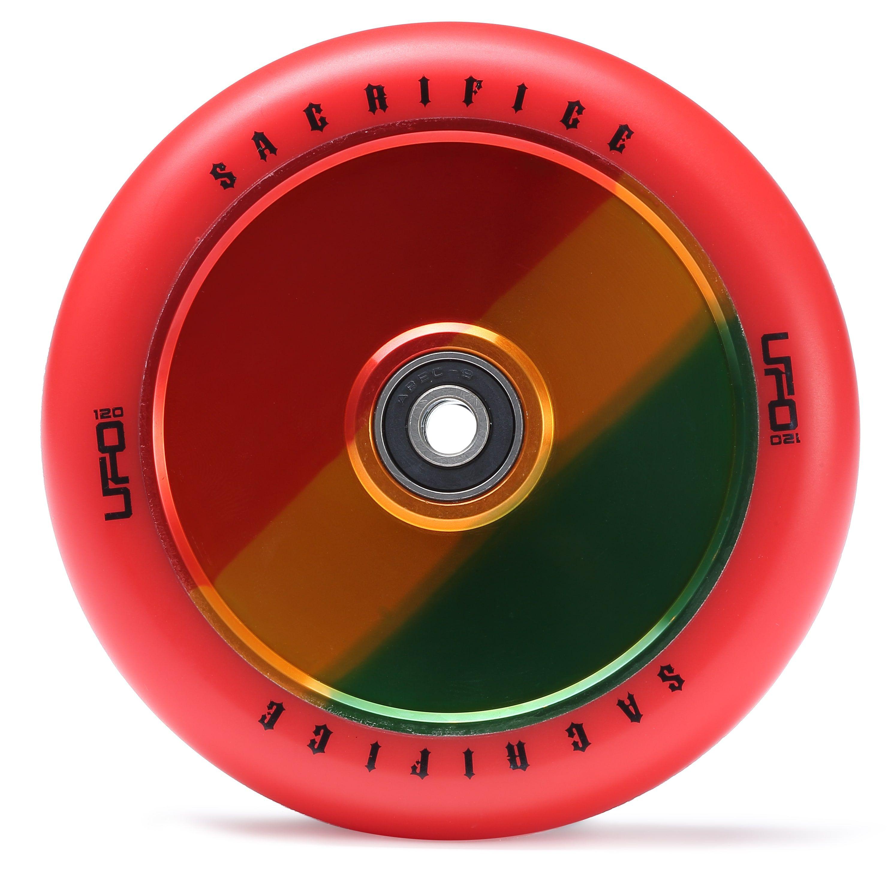 Sacrifice Features120mmSuper Lightweight HollowTech