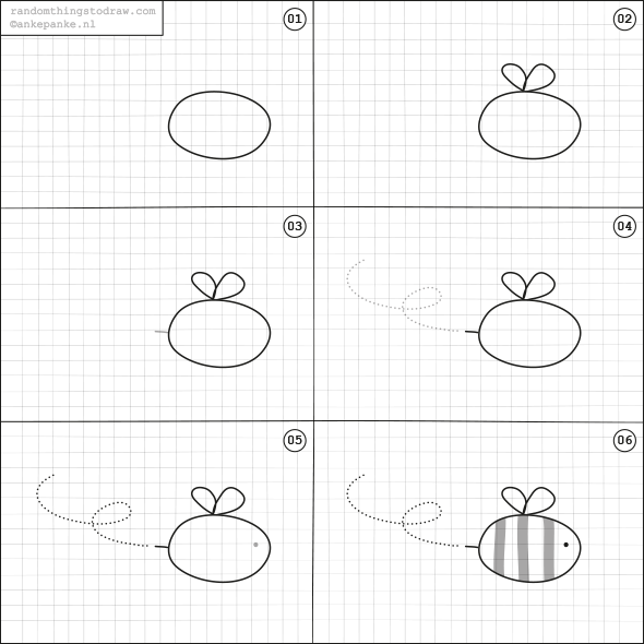 Learn how to draw fun things with easy instructions for Fun things to draw