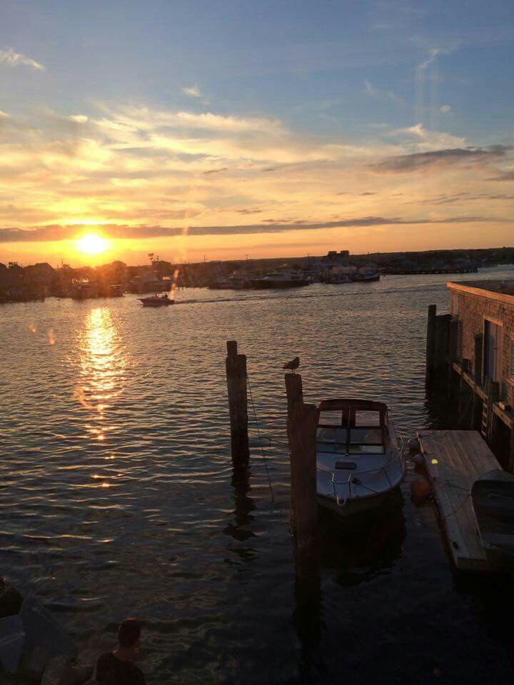 Our View From Champlin S Seafood Restaurant In Narragansett