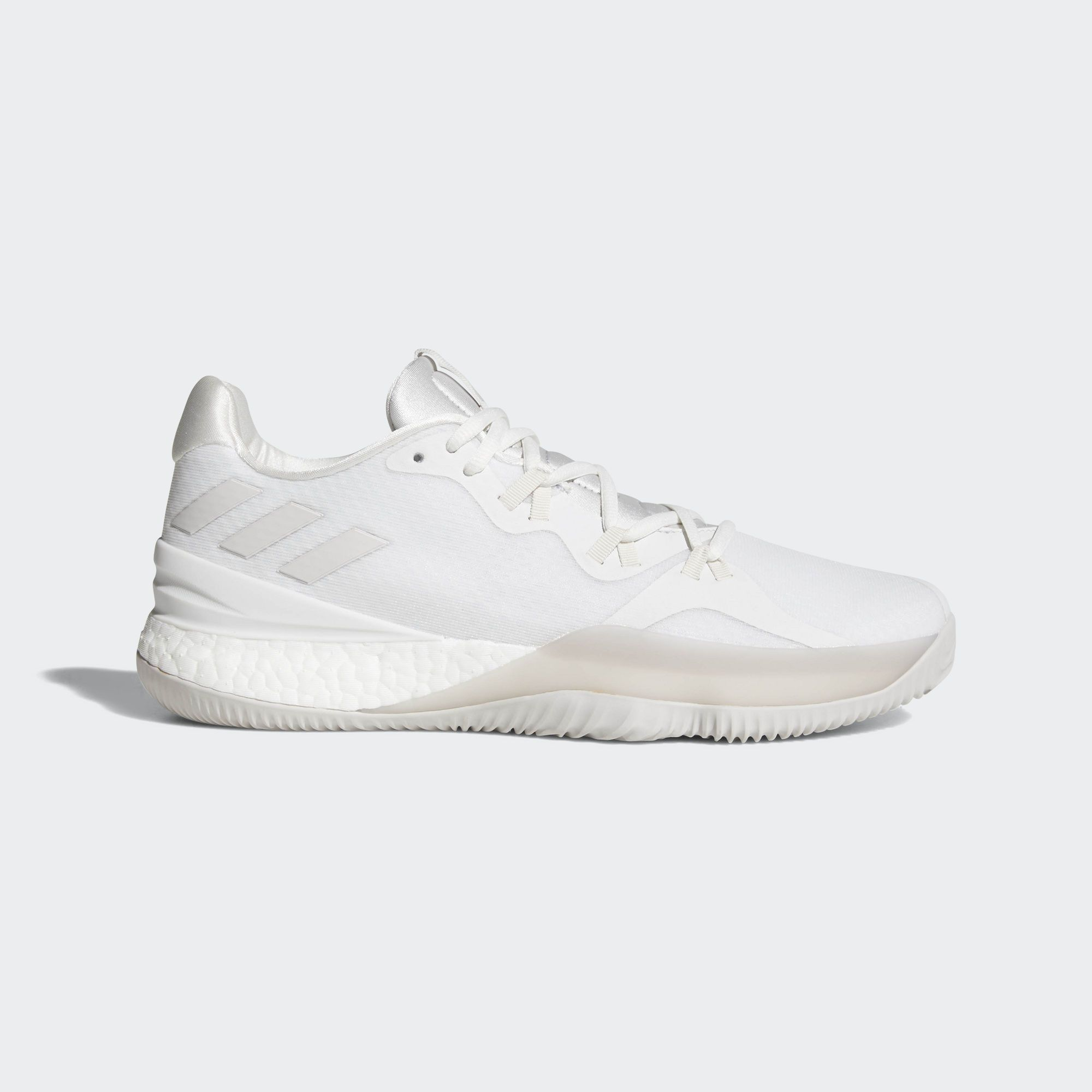 Boost Chaussure 2018 adidas blanc Crazylight maintenant rChsdtQx