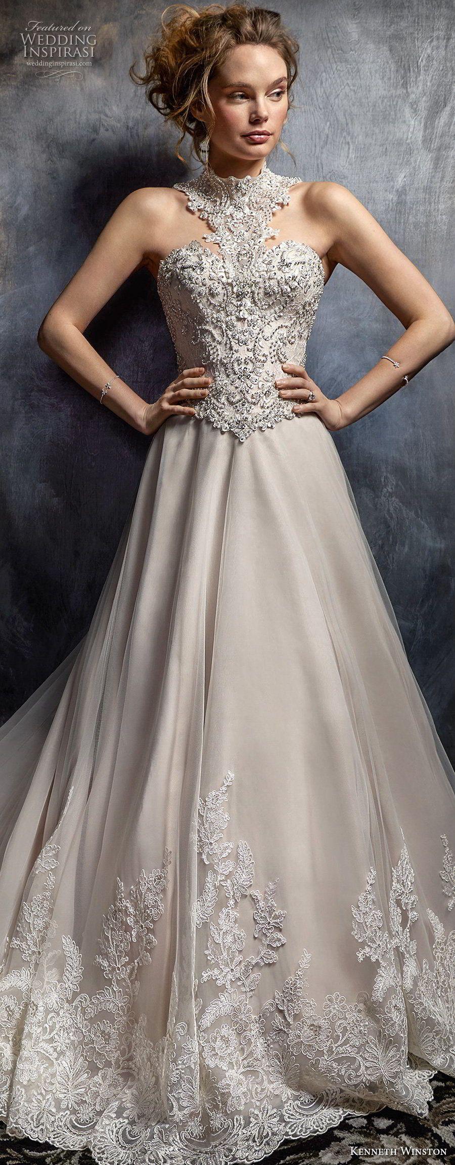 Kenneth Winston Fall 2017 Wedding Dresses   Wedding