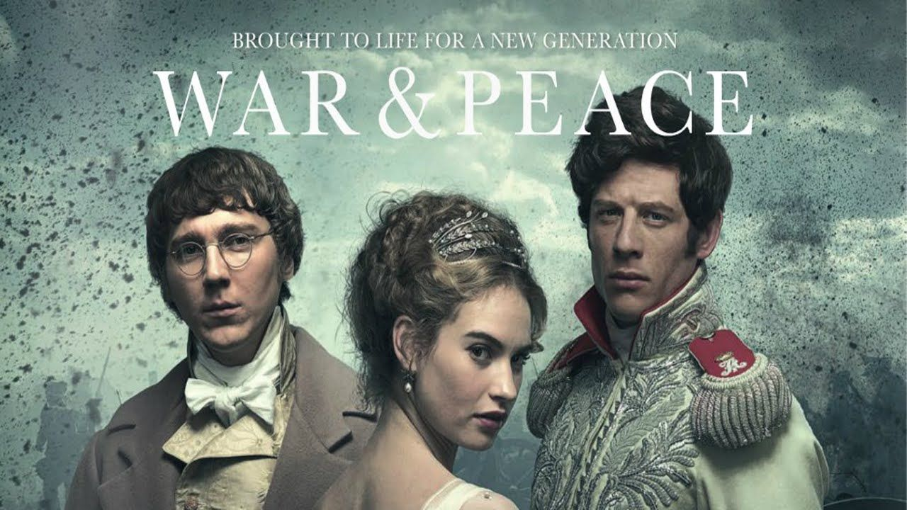 War and Peace 2016 S01 E01